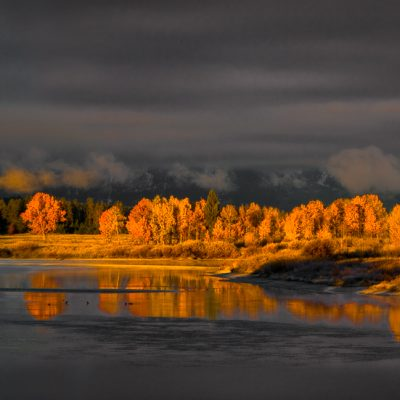Before the Storm Oxbow Bend - J Gunther Photography