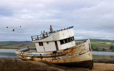 """I love you, you old Boat!""  I really do…"