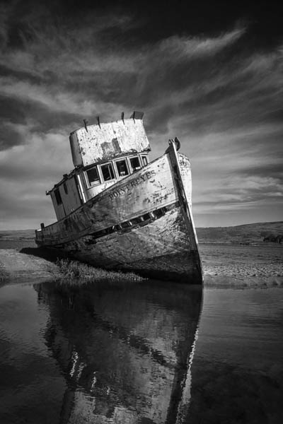 Wreck of the Point Reyes